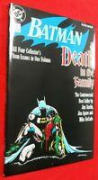 Batman: A Death in the Family TPB (1988) UNREAD 9.6 NM+ Starlin/Aparo 1st Print