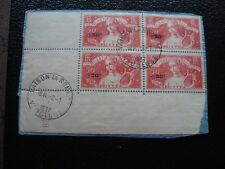 FRANCE - timbre yvert et tellier n° 329 x4 obl (Z12) stamp french