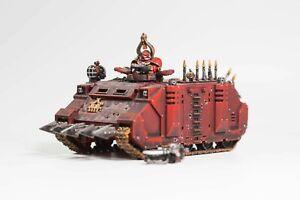 Warhammer 40K Chaos Space Marine Rhino