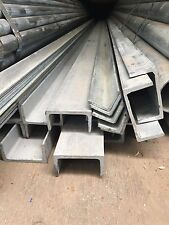 Galvanized U Channel Beam 45mm*100mm*4.5mm thickness* 6m Length---$88