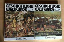 Geschichtliche Weltkunde Band 2 und 3, 2. Auflage