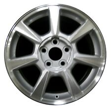 """17"""" Cadillac CTS STS 2008 2009 Factory OEM Rim Wheel 4623 4624 Silver Machined"""