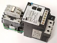 Allen Bradley SMP-3 Solid State Overload Relay 592-C1FT W/ CONTACTOR