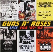 Guns N 'Roses Rock Live Recording Music CDs & DVDs