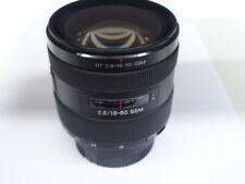 SONY DT 16-50 mm / 2,8 SSM Objektiv für SONY A-Mount Kameras gebraucht (1)