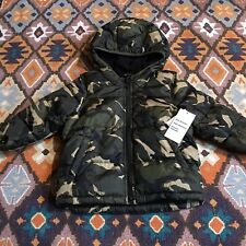 BNWT Old Navy Unisex Camo-Print Frost-Free Jacket for Toddler Boys Sz 2T