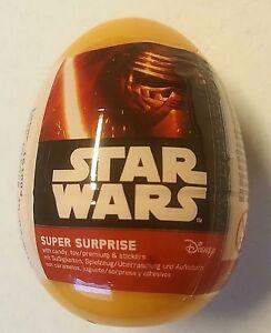 - Überraschungsei Plastik Star Wars, Spielzeug und Süßigkeiten (21g)