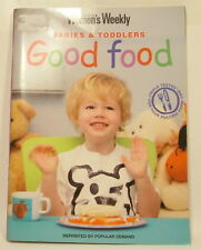 Women's Weekly - Babies & Toddlers Good Food - PB GC