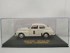 1/43 VOLVO PV544 RAC RALLY 1964 TRANA IXO RALLY CAR ESCALA SCALE DIECAST