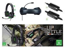 Microsoft Xbox One X S Mad Catz TRITTON KAMA HD Video Game MIC HEADSET HEADPHONE