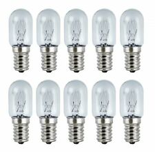Pack of 10 x 24v 3w E14 SES Small Screw Pygmy Light Bulb (24v Not 240v Mains)