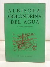 PEDRO AURELIO FIORI, Albisola, golondrina del agua, 44o libretto di MAL'ARIA