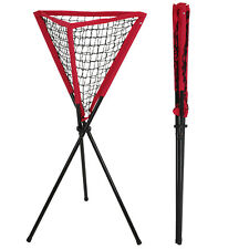 Baseball Softball Tripod Ball Caddy Portable Batting Practice Ball Holder