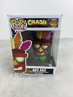 Funko Pop! Games: Crash Bandicoot - Aku Aku #420 - Vinyl Figure