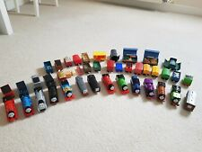 14 Thomas And Friends Trackmaster Trains Huge Lot Bundle Engines plus trailers