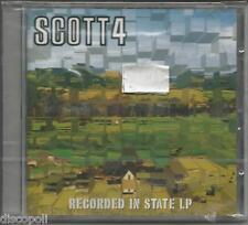 SCOTT 4 - Recorded in state lp -  CD SIGILLATO SEALED