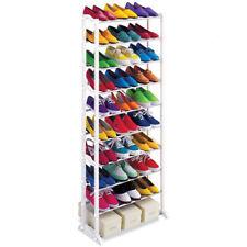 Meuble Organisateur Range Chaussures 25/30 Paires Étagère Placard Armoire Neuf