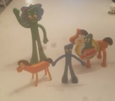 Gumby and Pokey figure 2010-20102 new