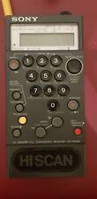 Sony ICF-PRO80 Weltempfänger Scanner FM, AM, LW, SW, MW