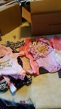 9 Babygirl Outfits 0-3 months Size