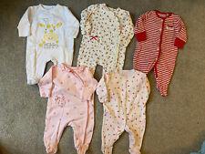baby girl sleepsuits newborn Up To 1 Month Bundle next