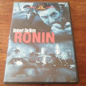 Ronin DVD R4 Like New! FREE POST