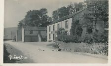 Postcard RP Snake inn woodlands derbyshire A2