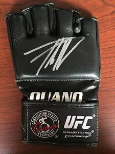 TITO ORTIZ SIGNED UFC GLOVE - mma pride autograph ouano