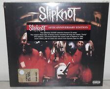 CD + DVD SLIPKNOT - SAME - 10TH ANNIVERSARY EDITION - NUOVO NEW
