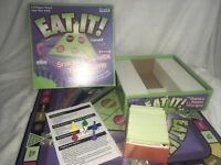 Eat It Snacks Sweets Trivia Board Game 2004