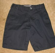 "DENNIS Boys' B7 IRVINGTON SHORT (navy w/ adjustable waist; 7.5"" inseam) EUC"
