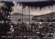 SANT'AGATA SUI DUE GOLFI - Il Vesuvio visto dal Terrazzo