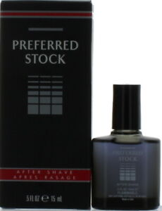 Preferred Stock by Preferred Stock for Men Mini Aftershave 0.5 oz.-Shopworn NEW