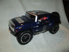 Hummer HK SUV maisto 1/18 blue  Special off- road wagon truck
