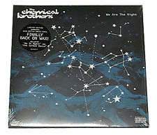 "THE CHEMICAL BROTHERS - WE ARE THE NIGHT - 2X 12"" LP, NUMBERED, GREEN VINYL"