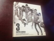 """Super Junior CD """"Sorry Sorry""""+photo diary booklet"""