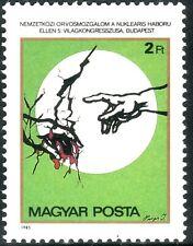 SELLOS TEMA MEDICINA. HUNGRIA 1985 2993 1v.