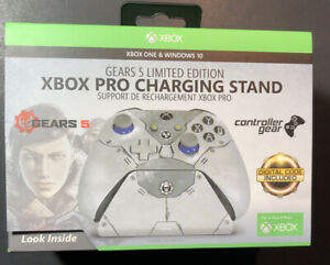 Controller Gear XBOX ONE Pro Charging Stand [ Gears 5 Limited Edition ] NEW