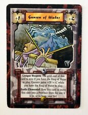 Gunsen of Water L5R Legends of the Five Rings CCG Forbidden Knowledge 1996