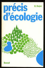 R. DAJOZ, PRÉCIS D'ÉCOLOGIE