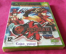 GUILTY GEAR X2 RELOAD THE MIDNIGHT CARNIVAL XBOX NEUF SOUS BLISTER VERSION UK