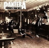 PANTERA Cowboys From Hell CD BRAND NEW