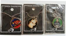 TAKE THAT set of 3 necklaces chains ROBBIE WILLIAMS