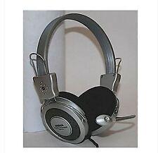 OMEGA 10510 Hpm-10 Multimedia Headphone With Microphone