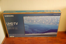 Samsung 55 Zoll 138cm LED UHD 4K Smart TV UE55KU6409U NEU unbenutzt!