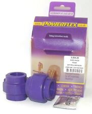 Powerflex Bush Poly per AUDI A4 (B5) ANTERIORE ANTI ROLL BAR BUSH 25mm