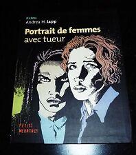 Katou - Portrait de femmes avec tueur - Emmanuel Proust