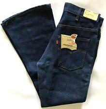 Levi's Mens Jeans Vintage Orange Tab Flare Denim 33 x 31 Style 646-0217