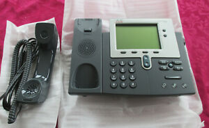 Cisco CP-7942G Unified IP Phone New & Boxed