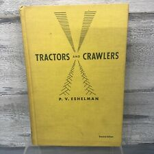 VTG Tractors and Crawlers AMERICAN TECHNICAL SOCIETY SHOP REPAIR MANUAL ESHELMAN